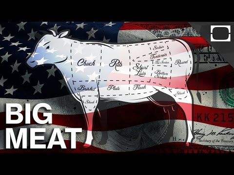 How Powerful Is The Meat Industry?