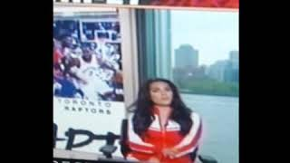 Molly Qerim Rose First Take NYC May 13rd To 17th