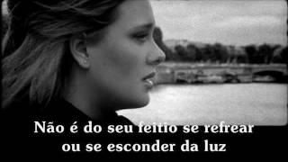 Adele - Someone Like You - Tradução