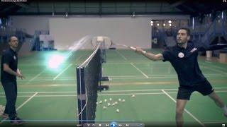#noisiamoenergia segui la scia del Badminton