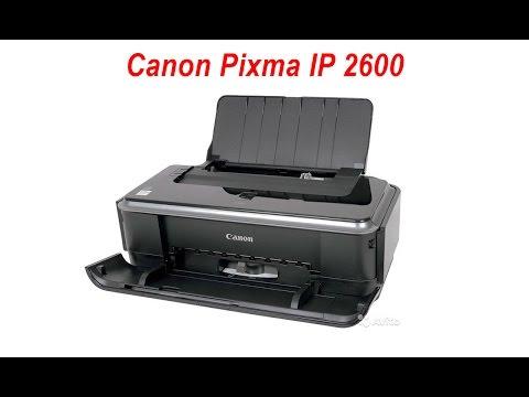 Как разобрать принтер Canon Pixma IP2600