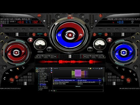 x24 beta skin para virtual dj-2013-by sack. (descarga)