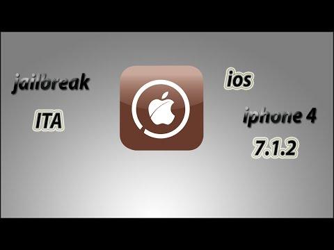 come fare il jailbreak ios 7.1.2 iphone 4 ita