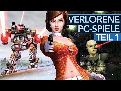 Verlorene PC-Spiele Teil 1 - Games die bei Steam & Co fehlen