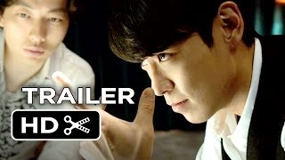Tazza: The Hidden Card Official US Release Trailer (2014) - TOP, Shin Se-kyoung Movie HD