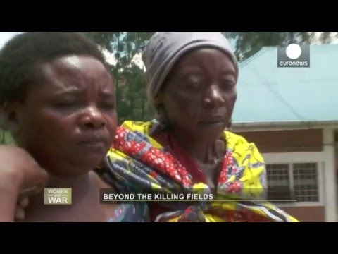 Le viol comme arme de guerre : le combat d'une survivante