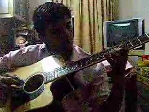 Playing Guitar (Wada Karle Saajna)