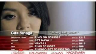 Gita Sinaga - Sayang Bilang Sayang (Official Video)
