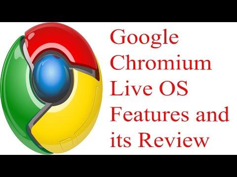 | Google Operating System Live Disk | | Installation And Its Review | In HD Step By Step Process