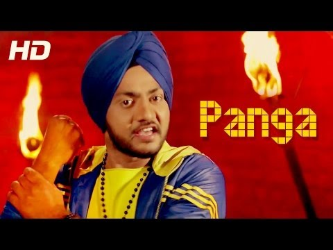 Panga - Song Teaser By Manpreet Mani | New Punjabi Songs 2014 video