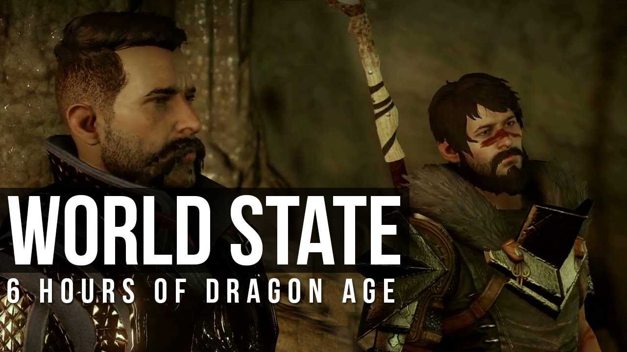 Change World State Dragon Age Default World State in Dragon