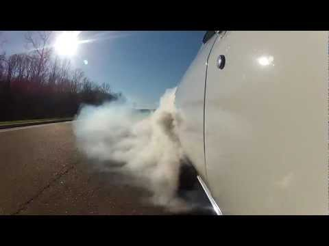 REDRUM Chevelle Burn Out 7100rpm