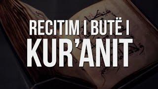 Recitim i Butë i Kuranit