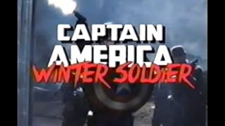 CAPTAIN AMERICA WINTER SOLDIER Fake 80s Mashup Movie Fan Trailer | HD