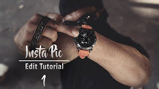 Make your Instagram photos look better FAST! Photoshop Tutorial