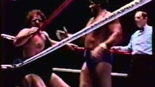 Don Muraco vs  Swede Hansen P3