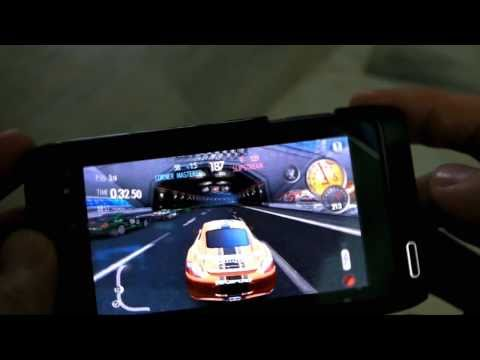 Need for Speed Shift HD for Mobile Review (on Nokia N8)