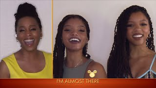 Chloe x Halle and Anika Noni Rose Perform 'Almost There' - The Disney Family Singalong: Volume II
