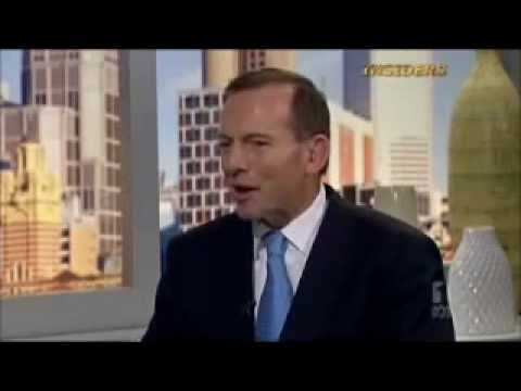 Tony Abbott - On Asylum Seekers