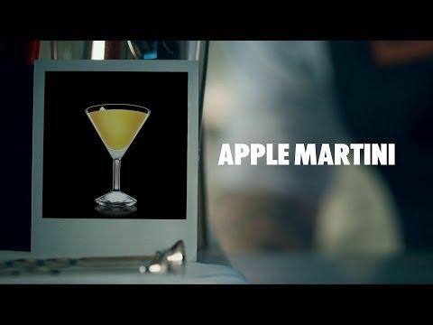 애플 마티니 레시피