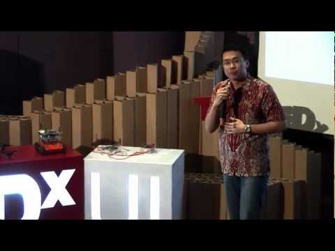 TEDxUI - Leonardus Kamilius - Giving Beyond Microfinance
