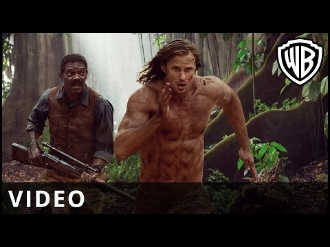The Legend of Tarzan – Conquer Video - Official Warner Bros. UK
