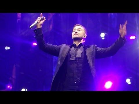Justin Timberlake - Mirrors LIVE Cologne 2014 HD