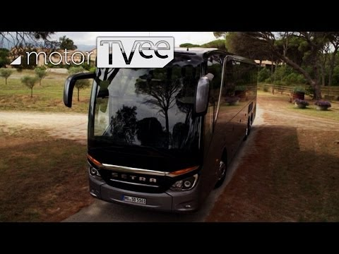 Mercedes Setra Bus - Travel Luxury | motorTVee
