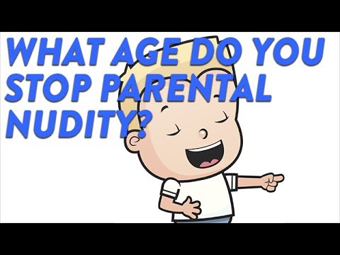 At What Age Do You Stop Parental Nudity? | CloudMom thumbnail