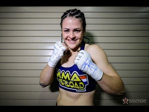 Invicta FC 9: Amanda Bell Post Fight Interview