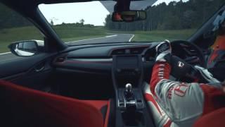 Fun To Drive,Honda! CIVIC TYPE R
