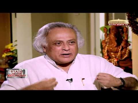 State of the Economy with Jairam Ramesh