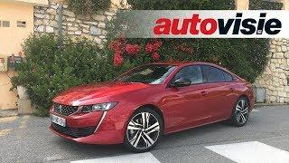 Peugeot 508 (2018) -Test- Autovisie Vlog