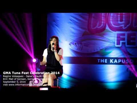Regine Velasquez - Sana Maulit Muli [Kapuso Fans Day 2014 ]
