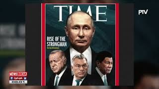 NEWS BREAK: Pangulong #Duterte, muling naitampok sa Time Magazine
