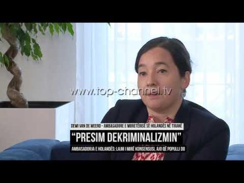Ambasadorja e Holandës: Asnjë mundësi azili për shqiptarët - Top Channel Albania - News - Lajme