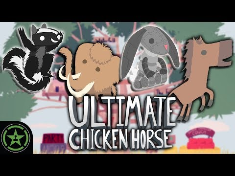 NOTHING BUT DEAD WEIGHT! - Ultimate Chicken Horse | Let's Play