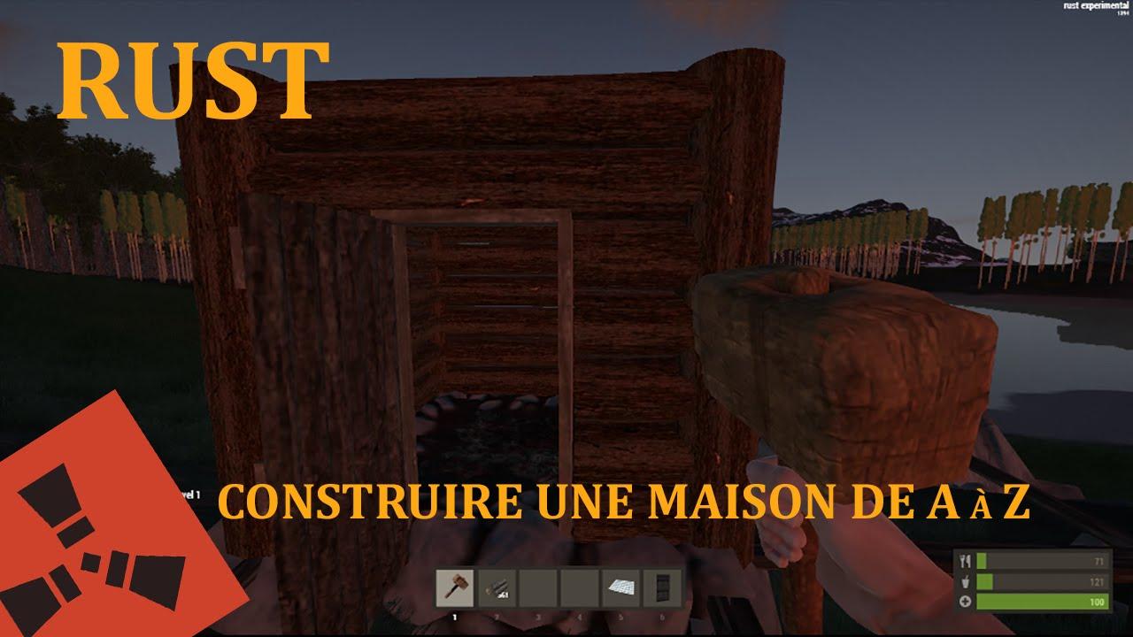 comment construire dans rust