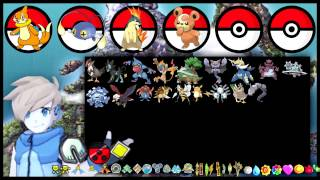 MY POKEMON TEAM // GEN 1-7 // If I was in the pokemon anime // Taz