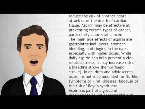 Aspirin - Wiki Videos