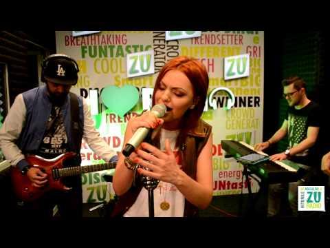 Alexandra Stan – Thanks for Leaving (Live la Radio ZU)
