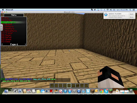 Minecraft kits plugin