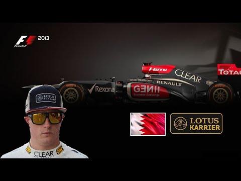 F1 2013 (PC)   04/19 Bahrain-Bahrain Circuit   Friday Practise 3