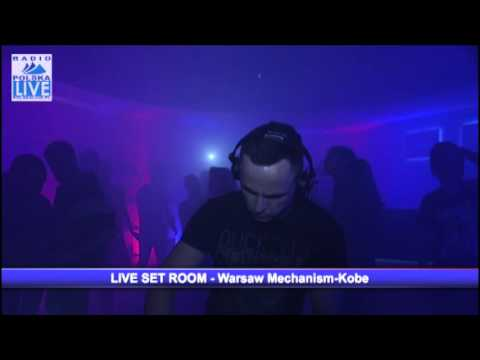 Radio Polska Live! - Live Set Room - Kobe, Desper - Warsaw Mechanism -8.12.2015r.