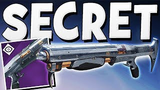 "Destiny 2 - SECRET SHOTGUN QUEST FOUND ""PERFECT PARADOX"" !?"