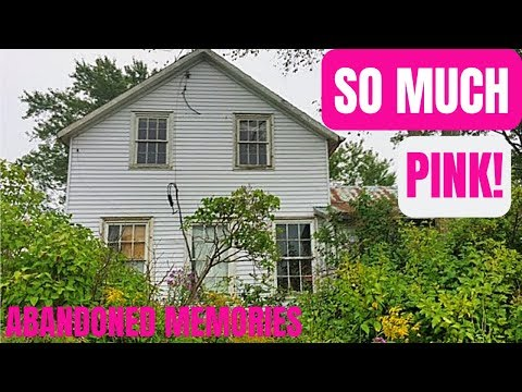 Urban Exploration: Abandoned Reverend's House of Memories