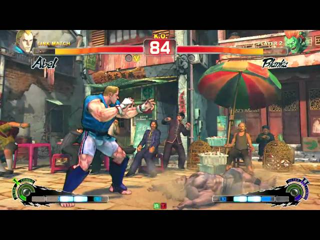 Road to World Game Cup ! SSF4AE Team Tournament @ Versus Dojo 05.02.11 - Battle Royale - Part 6 / 9