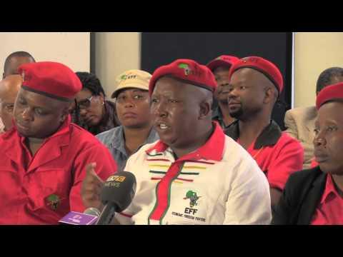 Johann Rupert 'controls the taxman', says Malema