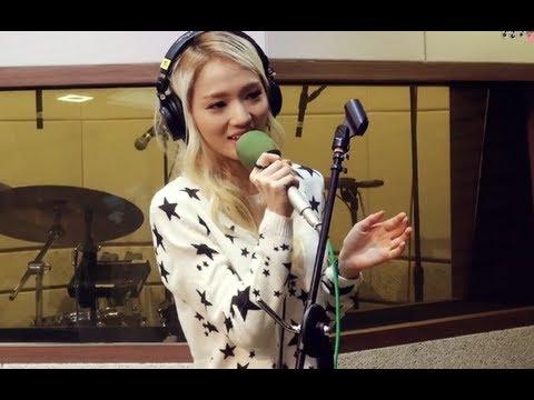 정오의 희망곡 김신영입니다 - Sojeong - Adult Child, 소정 - 어른 아이 20130919 video