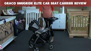 Graco Snugride Elite Car Seat Carrier Review | CloudMom